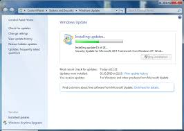 How To Update Windows 7 Updates Dont Finish Installing On Windows 7 Professional 32 Bit