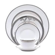 vera wang dinnerware. Beautiful Dinnerware Vera Wang Wedgwood Lace FivePiece Place Setting Throughout Dinnerware 1