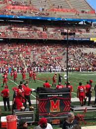 Photos At Maryland Stadium