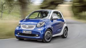 Smart ForTwo Review | Top Gear