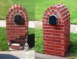 brick mailbox flag. Interesting Brick Brick Pro By Advantage Construction  Brick Block U0026 Stone Repair  Restoration Mason Contractor Plano Texas North Dallas On Mailbox Flag