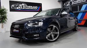 Used 2015 Audi A4 S4 AVANT QUATTRO BLACK EDITION NAV for sale in ...