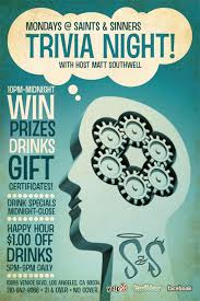 trivia night flyer templates free trivia night flyer template telemontekg trivia flyer template