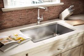 brilliant stainless steel undermount sink undermount stainless steel kitchen sink with drainboard best