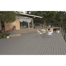 Behr Premium Deckover 1 Gal Sc 137 Drift Gray Solid Color
