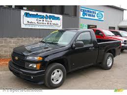Colorado chevy colorado 2008 : 2008 Chevrolet Colorado LS Regular Cab in Black - 135307 ...
