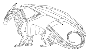 28 collection of wings of fire nightwing coloring pages high