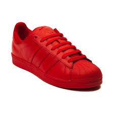 adidas shoes superstar red. shop for mens adidas superstar supercolor athletic shoe in red monochrome at journeys shoes. shoes u