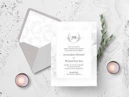 Elegant Invitation Cards White Elegance Wedding Invitation By Nicolas Fernandez On