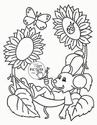 Flower Vases Coloring Pages Beautiful √ Drawing Flower And New