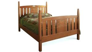 Mission Style King Bed Mission Style Bed Frame Large Size Of Mission ...