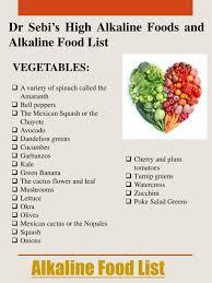 Best Alkaline Food Chart Ppt Alkaline Diet Powerpoint Presentation Free Download