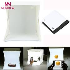 hot led light room photo studio photography lighting tent kit backdrop cube mini box decoration