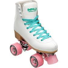 Impala Quad Skate White In 2019 X List Quad Skates