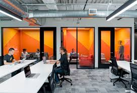 office orange. Instacart Offices - San Francisco View Project Office Orange R
