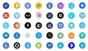 Free for commercial use high quality images. 30 Modern Cryptocurrency Icon Packs Decolore Net