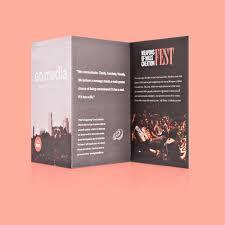 tri fold brochures custom tri fold brochure printing jakprints