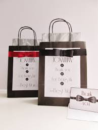 personalised best man gift bag and card size um 3 29