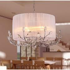 drum light chandelier. Robin 4-Light Chandelier Drum Light I