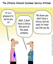 How Well Do You Treat Your Internal Customers