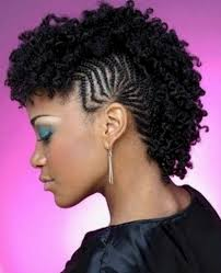 Mo Hock Hair Style lastet hottest mohock braided in black women haircuts black 6437 by stevesalt.us