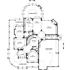 Victorian Style House Plan  4 Beds 450 Baths 5250 SqFt Plan Victorian Cottage Plans