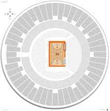 State Farm Center Seating Chart With Seat Numbers State Farm Center Illinois Seating Guide Rateyourseats Com