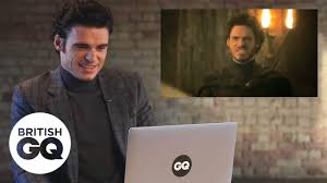 Richard Madden relives the Game of Thrones <b>Red Wedding</b> scene