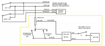 hb 25 and trolling motor parallax forums marinco 3 prong trolling motor plug at Marinco Trolling Motor Plug Wiring Diagram