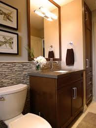 Backsplash Bathroom Ideas Extraordinary Calvert Residence Contemporary Bathroom Toronto Rdesign Ra