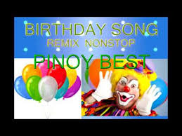 <b>Happy Birthday</b> To You! (Traditional) First Time on YouTube ...