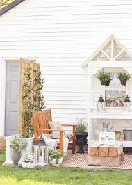learn how to make this gorgeous diy trellis planter for your garden or patio perfect