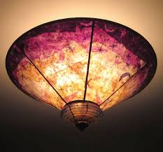 sun moon and stars ceiling lamp shade