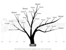 tree diagram powerpoint tree diagrams graphic for powerpoint presentation templates