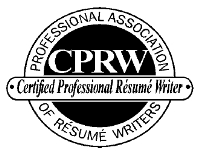 CPRW logo   Thomas Career Consulting is a certified professional r  sum   writer as designated by The
