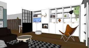 De Huyskamer Interieurontwerp Styling Interieurontwerp Woonkamer