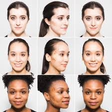 contouring for different face shapes. the ultimate cheat sheet to contouring your face for different shapes