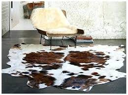 house of hide offering cowhide rugs which are the perfect accent for a wall hanging or large cowhide rug
