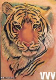 Tygr1jpg Motivy Tetování