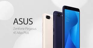 ASUS <b>Zenfone Pegasus 4S</b> Max Plus FicheTechnique Info