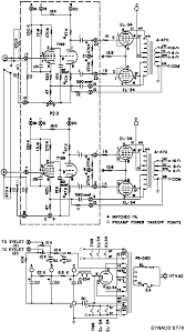 dynaco dynakit stereo 70 st70 tube amplifier schematic and manual dynaco dynakit stereo 70 st70 tube amplifier schematic