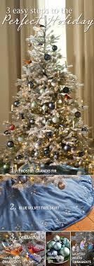 Elegant Christmas Tree Decorating 100 Best Holiday Decorating Ideas Christmas Images On Pinterest