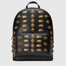 gucci bags for men 2017. animal studs leather backpack gucci bags for men 2017 g