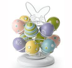 Egg Display Stands Easter Egg Carousel Holder Display Stand 82