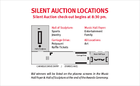 silent auction program template silent auction bid sheet template 33 free word excel pdf