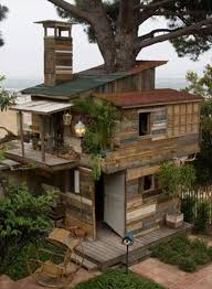 pallet project tree house