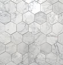 impresive hex floor tile unique bianco carrara 3 polished hexagon marbletile of lowe pattern canada bathroom home depot porcelain grey