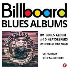 Eric Gales The Bookends Debuts 1 On Billboard Blues