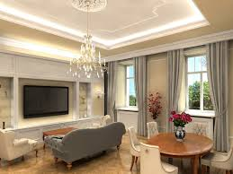 living room rendering of a luxurious living room good living room window treatments