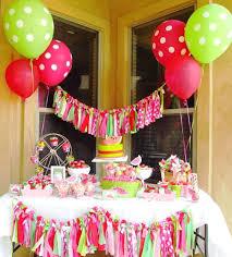 diy birthday centerpieces